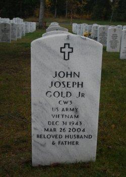 John Joseph Jack Gold, Jr