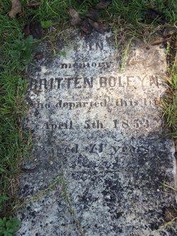 Britten Boleyn
