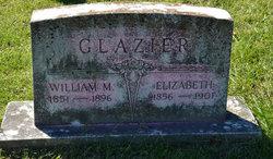 Elizabeth <i>Marlar</i> Glazier