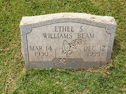 Ethel S <i>Williams</i> Beam