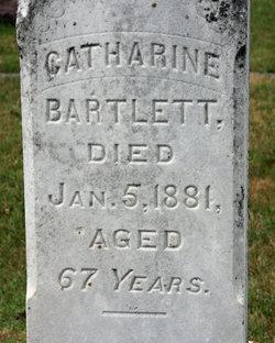 Catharine Bartlett