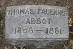 Thomas F Abbot