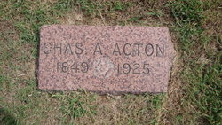 Charles A. Acton
