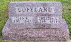 Cleo B Copeland