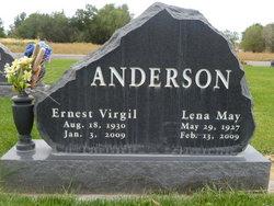 Lena May <i>Edwards</i> Anderson