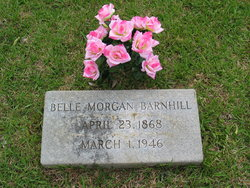 Belle <i>Morgan</i> Barnhill