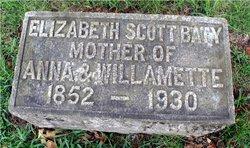 Elizabeth <i>Scott</i> Baty