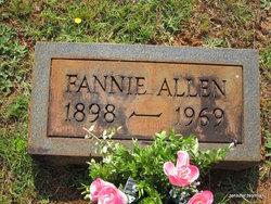 Fannie Loretta Allen