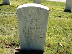 Rose Sybil Folsom