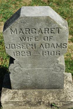 Margaret Mahala <i>Ropp</i> Adams