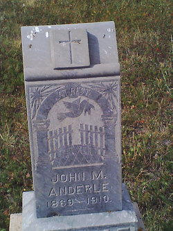 John M Anderle