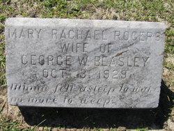 Mary Rachael <i>Rogers</i> Beasley