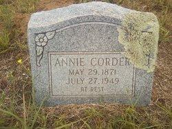Annie Corder