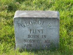 George Wilson Flint