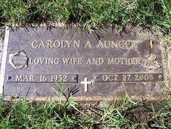 Carolyn A. <i>Kroggel</i> Aunger
