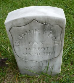 Benjamin Franklin Cole