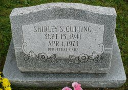 Shirley E. <i>Stetson</i> Cutting