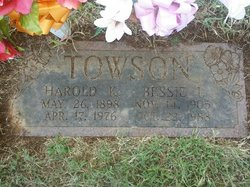 Harold Karl Towson
