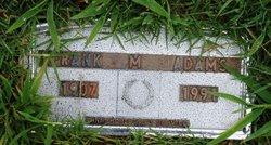 Frank Mason Adams