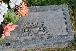 Adam F Bradley