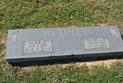Alice R Bradley