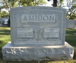 Milton Weedon Amidon