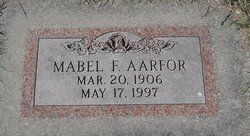 Mabel Aarfor
