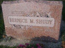 Bernice M. Shudy