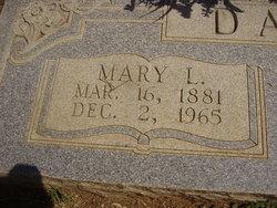 Mary <i>Lucy</i> Davis