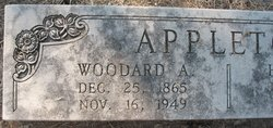 Woodard A Appleton