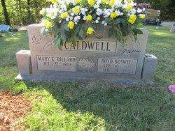 Boyd B Caldwell