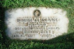 Sgt Douglas Keane