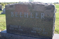 Bessie Fern <i>Overmyer</i> Beehler