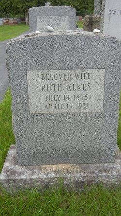Ruth Alkes