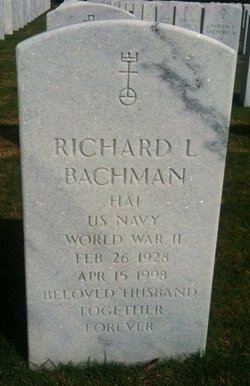 Richard Lee Bachman