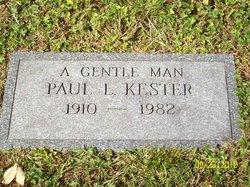 Paul L Kester