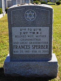 Frances <i>Rottersman</i> Sperber