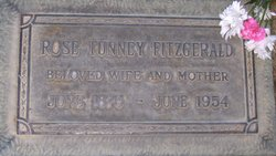 Rose Ann Francis <i>Tunney</i> Fitzgerald