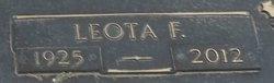 Leota Floyce <i>Fore</i> Brown