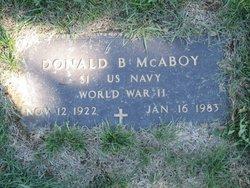Donald E. McAboy