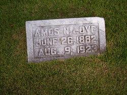 Amos N Love