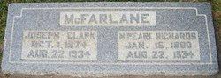 May Pearl <i>Richards</i> McFarlane
