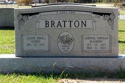 Johnnie <i>Blackerby</i> Bratton
