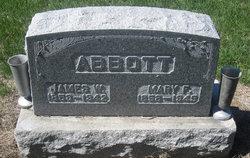 Mary Francis <i>Rice</i> Abbott