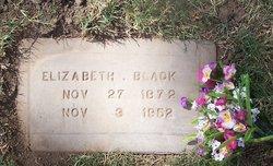 Mary Elizabeth <i>Parrish</i> Black