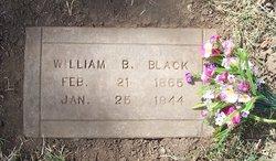 William Burdette Black