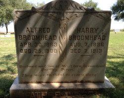Harry Broomhead