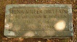 Lena Cannon <i>Miller</i> Brittain
