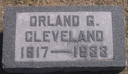 Orland George Cleveland