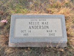 Nellie Mae <i>Bradley</i> Anderson